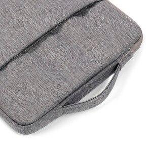 Image 3 - Mới Túi Laptop Dành Cho Apple MacBook Air, Pro Retina năm 11,12, 13,15 inch Túi. Không Quân mới 13.3 inch Mới Pro 13.3 Denim túi