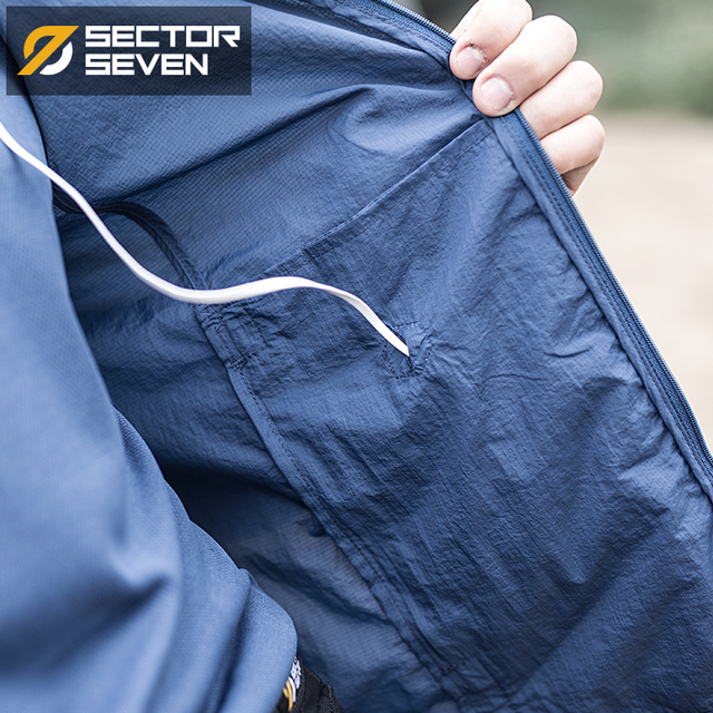 CORDURA Waterproof Lightweight Hooded Jacket 3