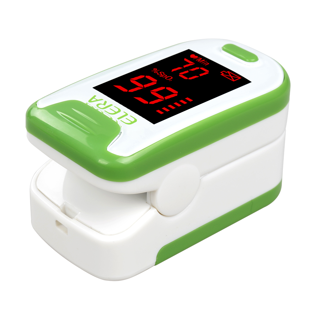 Image 4 - ELERA Digital Oximetro De Dedo With Case Pulse Oximeter Blood Saturometro Monitor SPO2 PR Oximetro De Pulso Pulsioximetrooximetro de dedooximetro de pulsooximetro digital de dedo -