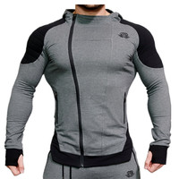 New 2017 Gyms Bodyengineers Mens Jacket Fitness Fashion Brand Sweatshirt Men Gyms Clothing Hoody Jackets High