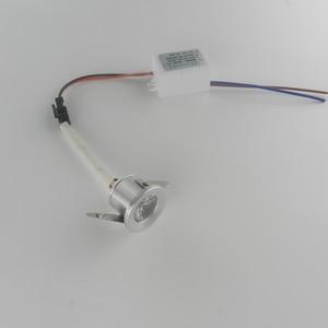 Image 4 - 10pcs/lot 3W Mini led cabinet light AC85 265V mini led spot downlight include led drive CE ROHS ceiling lamp mini light