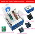 SOFI SP8-B programador usb de alta velocidad + adaptador de 4cs (93/24/25/BR90/flash eeprom), más de 5000 fichas también SP8-A SP8-F SP16-B