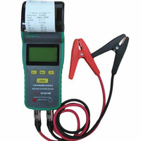 DY2015B New Released With Printer Electric Vehicle Battery Tester Capacity 12V60A Battery Meter Discharge Fork