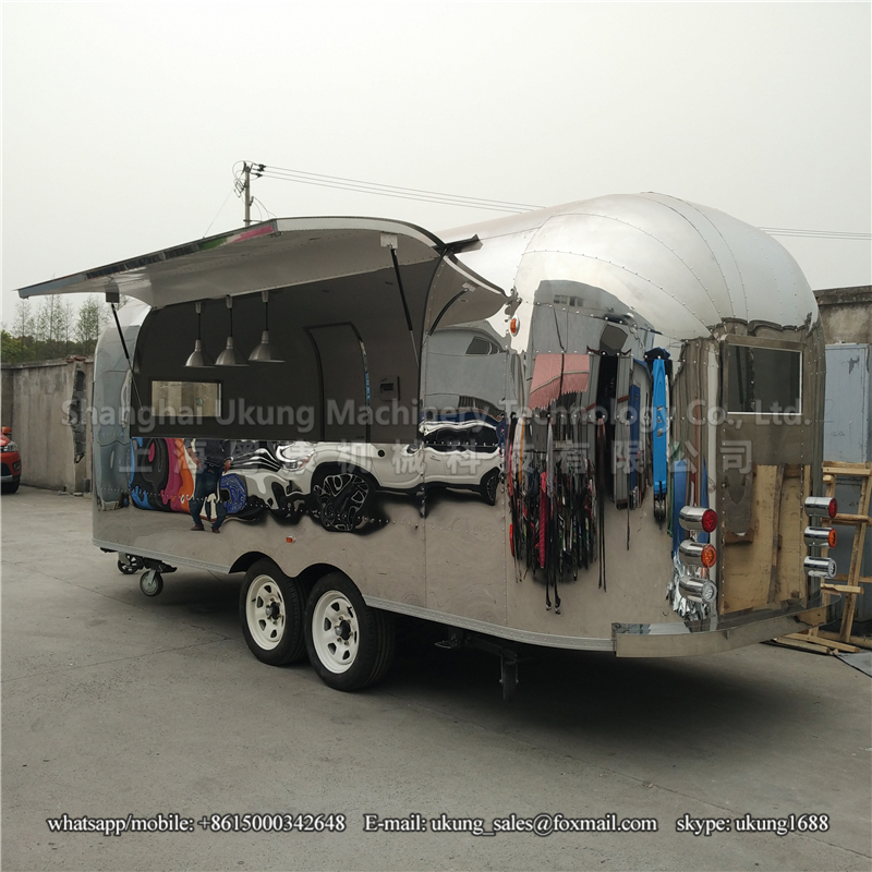 Buy food vending trailer cars for sale - Remorque cuisine mobile ...