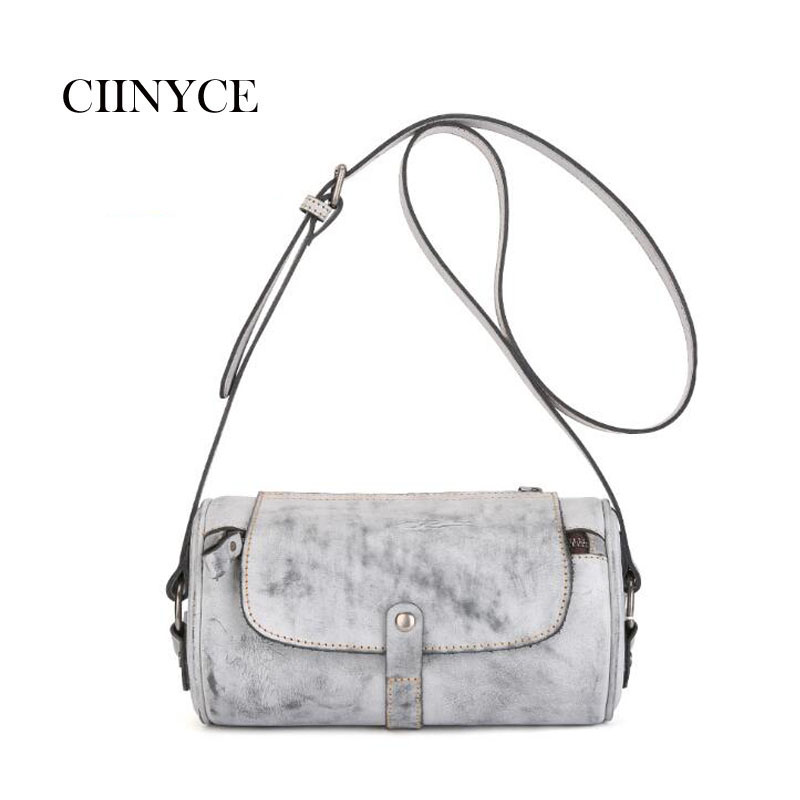 Brand Genuine Leather Luxury Handbags Women Fashion Designer Cow Skin Pillow Crossbody Messenger Small Shoulder Bag Two Colors line hunting sensor module for arduino works with official arduino boards