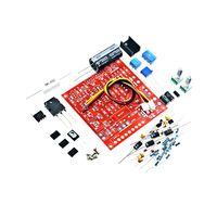 0 30V DC Regulated Power Supply DIY Kit Continuously Adjustable Short Circuit Current Limiting Protection DIY