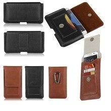 Кожа Мобильный Телефон Сумка Для Xiaomi Mi 5 4 3 4C 4S 3 S Красный рис 3 Примечание 3 Случаи Крышка Коке Капа 5.5 дюймов Кожаный Мешок Мобильного Телефона