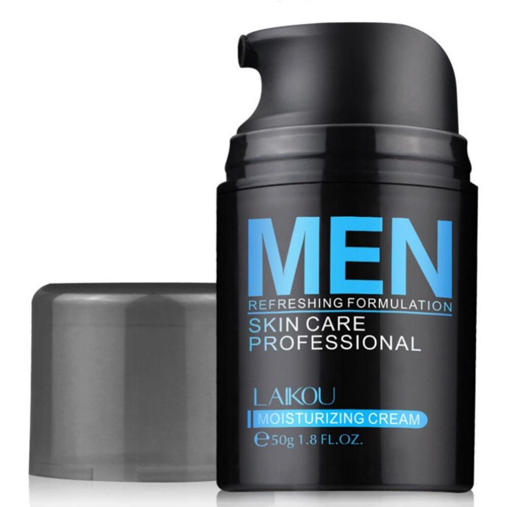 Skin Care Cream: 50g Brand Skin Care Men Deep Moisturizing Oil Control Face