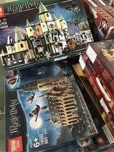 16054 Harri Potter Movie The Legoing 75953 Hogwarts Whomping Willow Set Building Blocks Bricks Kids Toys Christmas Gifts Model