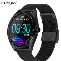 2019 New IP68 Smart Watch Men Watch Sports Digitalwatch FUYIJIA Bluetooth Smartwatch Women Step Heart Rate Sleep Monitoring