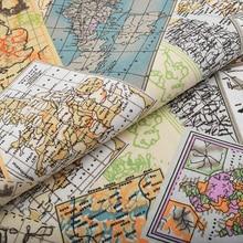 Map print fabrics redbulstandardinternational map print fabrics gumiabroncs Gallery