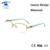 (5 ШТ./ЛОТ) Бренд Дизайнер Очки Кадр Женщин Роскошный Алмаз Женщины Половина Кадр Очки óculos де грау женщина для