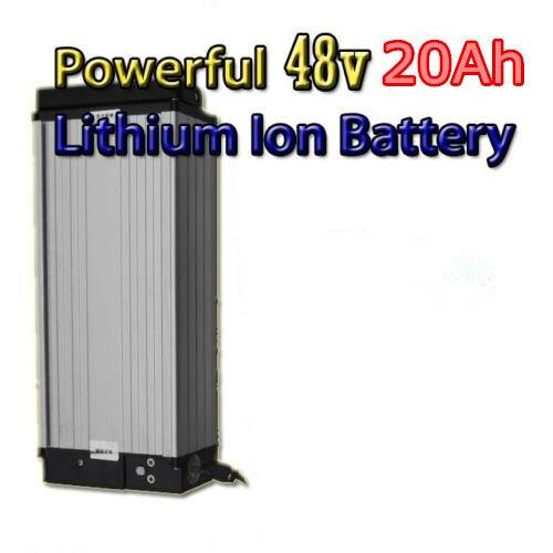 snažna 48V 1500w električna baterija za bicikle 48v 20ah s - Biciklizam - Foto 1