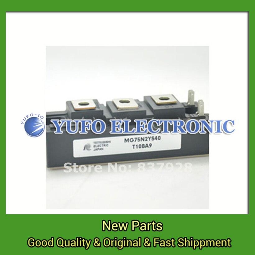 Free Shipping 1PCS  MG75N2YS40  power module Special supply genuine original YF0617 relay 1pcs 5pcs 10pcs 50pcs 100% new original sim6320c communication module 1 xrtt ev do 3g module