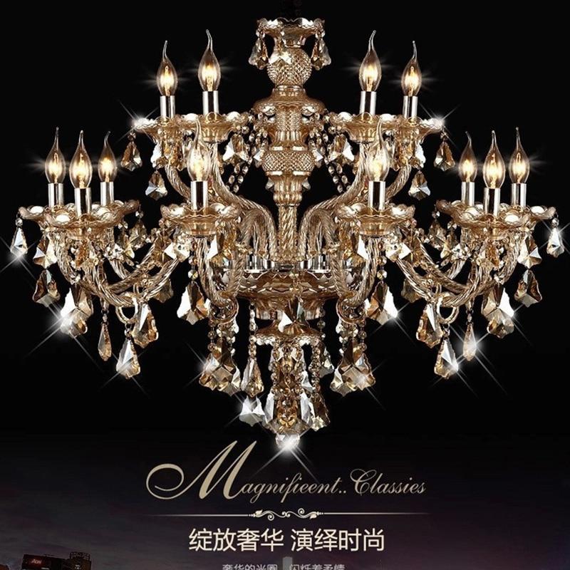 Crystal Chandelier Vs Glass: Crystal Chandelier 12 Modern Design Chandeliers Suppliers