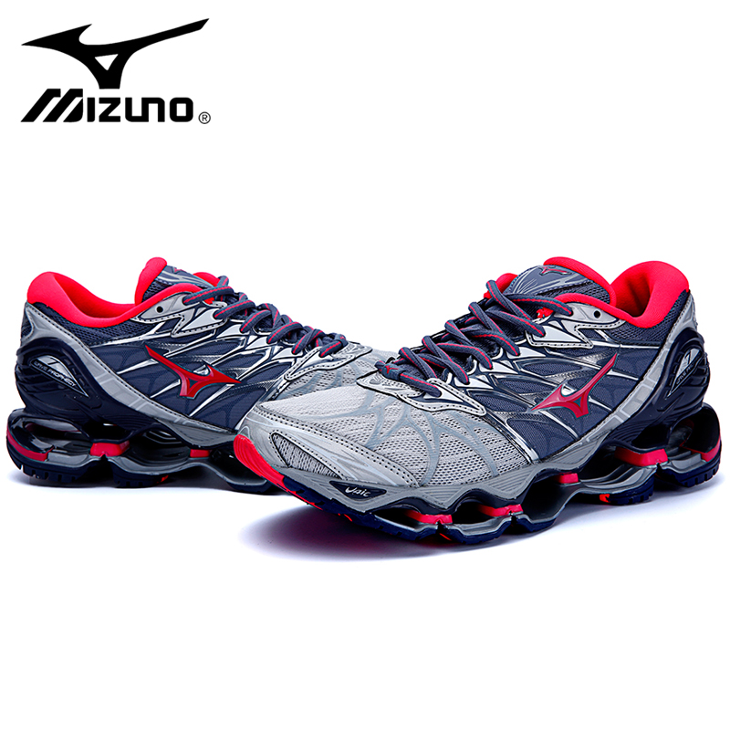 Mizuno Wave Prophecy 7 Professional Sport Women Shoes Sneakers Breathable Outdoor Mizuno Running Shoes Weightlifting ShoesMizuno Wave Prophecy 7 Professional Sport Women Shoes Sneakers Breathable Outdoor Mizuno Running Shoes Weightlifting Shoes