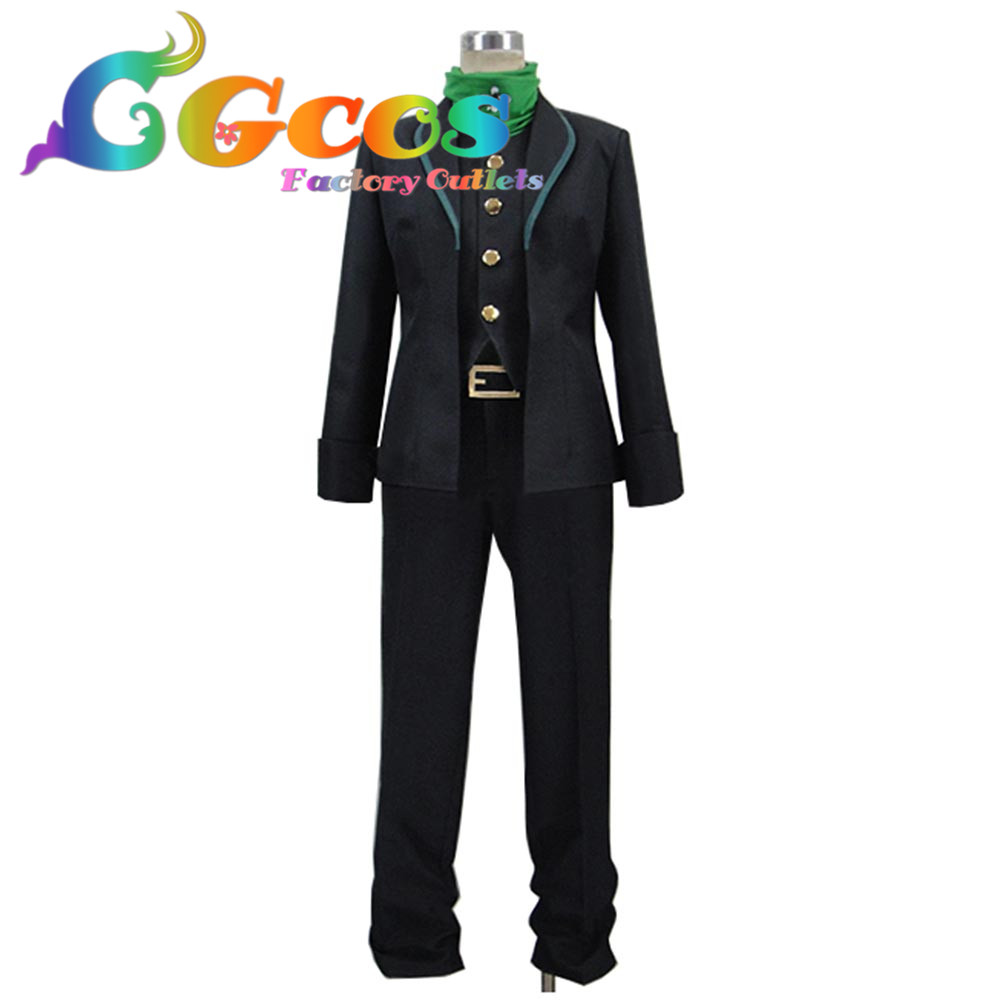 CGCOS Free Shipping Cosplay Costume RWBY Ozpin Uniform Retail/Wholesale Halloween Christmas Party