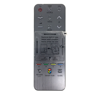 Used Genuine Original Remote Control AA59 00761A RMCTPF1AP1 Smart HUB Touch Voice Controller For Samsung 3D