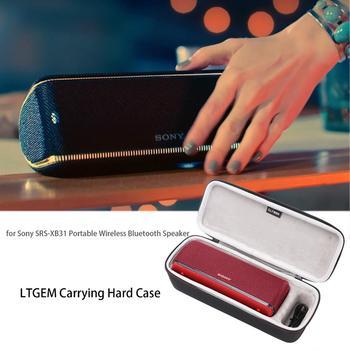 LTGEM EVA duro caso/bolsa para Sony SRS-XB31 altavoz inalámbrico portátil con Bluetooth de protección bolsa de almacenaje de transporte