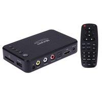 A1HD Mini Full HD 1080P TV Box Multi Media Player MKV H 264 USB2 0 US