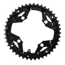 44T Bicycle Chain Mountain bike Wheel Bike MTB Ring Chainring For Crankset m590 m430 Folding