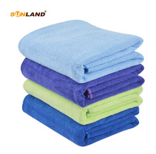 Free shipping 12PC/lot 70cmx140cm Microfiber Bath Towel Beach Spa Camping Sports Travel Drying Big Cleaning Cloth Supplier
