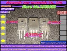 Aoweziic 2017 + 100% nowe importowane oryginalne RJP30E2DPP RJP30E2 TO 220F ciekłych kryształów, efekt pola 35A 360 V