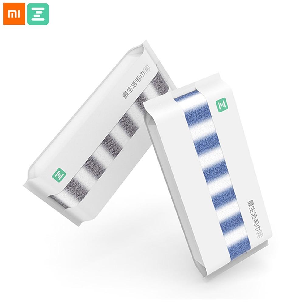 Xiaomi ZSH Stripe Towel Sports Extended Version Polyegiene Antibacterial Towel Oeko-Tex Standard Cotton Strong Water Absorption