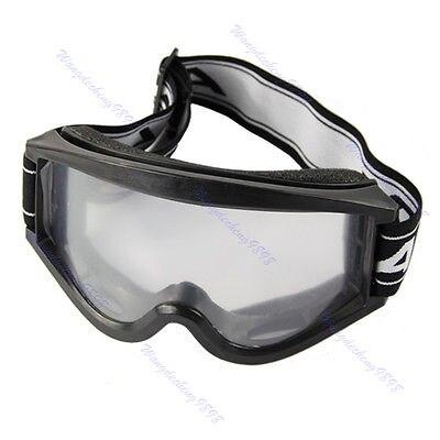 wupp Suaugusiųjų jaunimo motociklų raider Motocross dirt bike ATV akiniai juoda