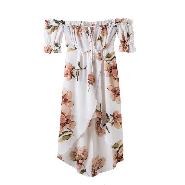 HTB12jCUQVXXXXcRXFXXq6xXFXXXc - FREE SHIPPING Women Floral Dress Sexy Beach JKP167