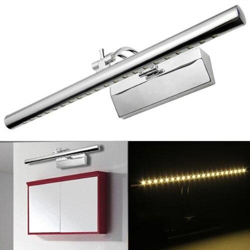 5W 21 LED 5050 SMD Lampara Aplique de Pared para Bano 3000K Luz Blanco Calido tools ...