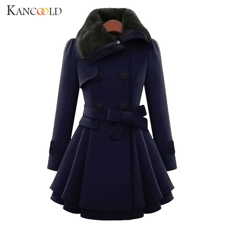 Jackets bomber jacket women coat abrigos mujer invierno Hoodie black Winter Slim Coats dress Cardigan Thick Parka Overcoat NO29A