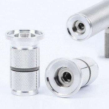 Tornillos de expansión de núcleo colgante para bicicleta, auriculares de aleación de aluminio para 28,6mm, nuevo Xian
