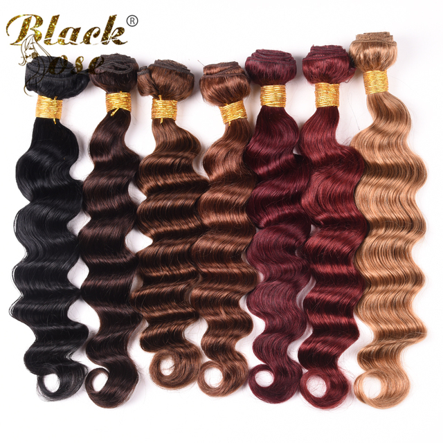 Cambodian Deep Wave Hair Color 1 2 4 27 30 33 99j Cheap 8a