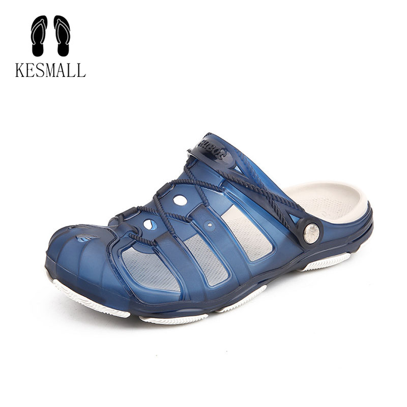 Men Fashion Sandals Summer Mens Slippers Leather Shoes Beach Casual Breathable Home Slippers Men Shoes Flip-Flops Zapatos WS118