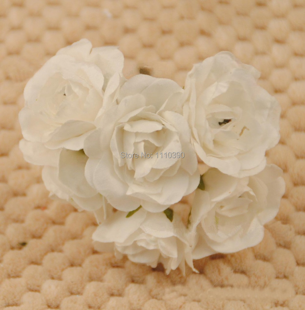 Artificial mini paper rosesmulberry paper flowers bouquetsdiy artificial mini paper rosesmulberry paper flowers bouquetsdiy tissue paper pom poms for wedding bouquetkissing ballcandy box in artificial dried izmirmasajfo