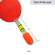 8pcs/set EVA Fishing Float 10g/20g/30g/40g/50g/60g/15g/25g Bobber night luminous Sticks Pot-bellied belly Fishing Tackle Tool