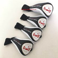 Buy MASTER BUNNY Golf UT Headcovers Hybrid Covers PU Leather Red White Black 3 Colors Fariway Wood Cover Driver Cover directly from merchant!