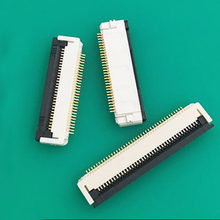 30pcs LCD Connector LCD Screen Socket 0.5 pitch 8/12/14/40/45/50 pin Clamshell Under The Next(China)