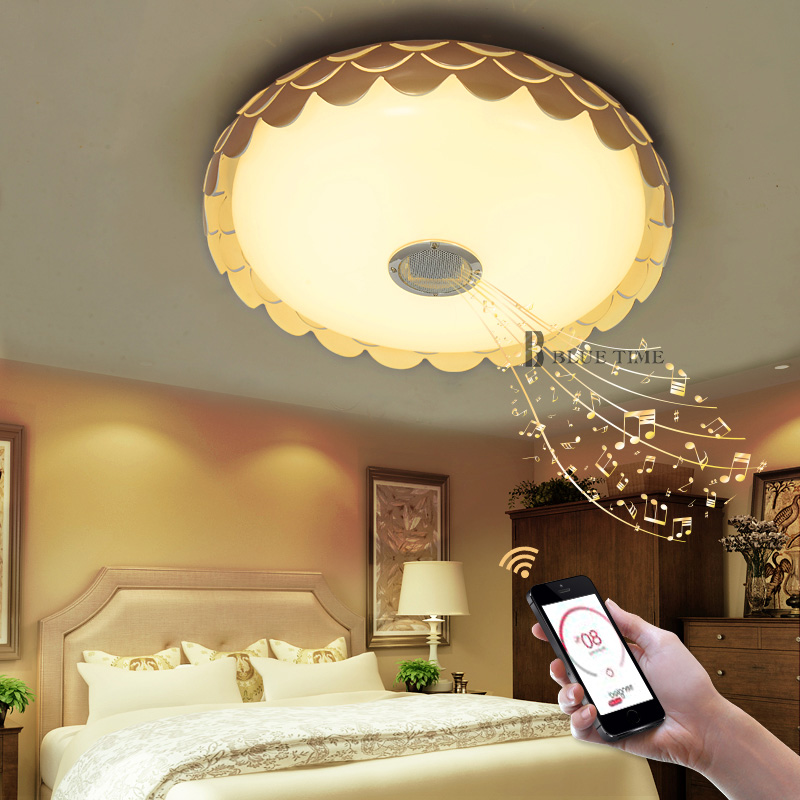 Aliexpress buy blue time factory sale rgb music lamp aliexpress buy blue time factory sale rgb music lamp chandeliers with bluetooth control color changing chandelier lights for 10 15 square meter from aloadofball Gallery