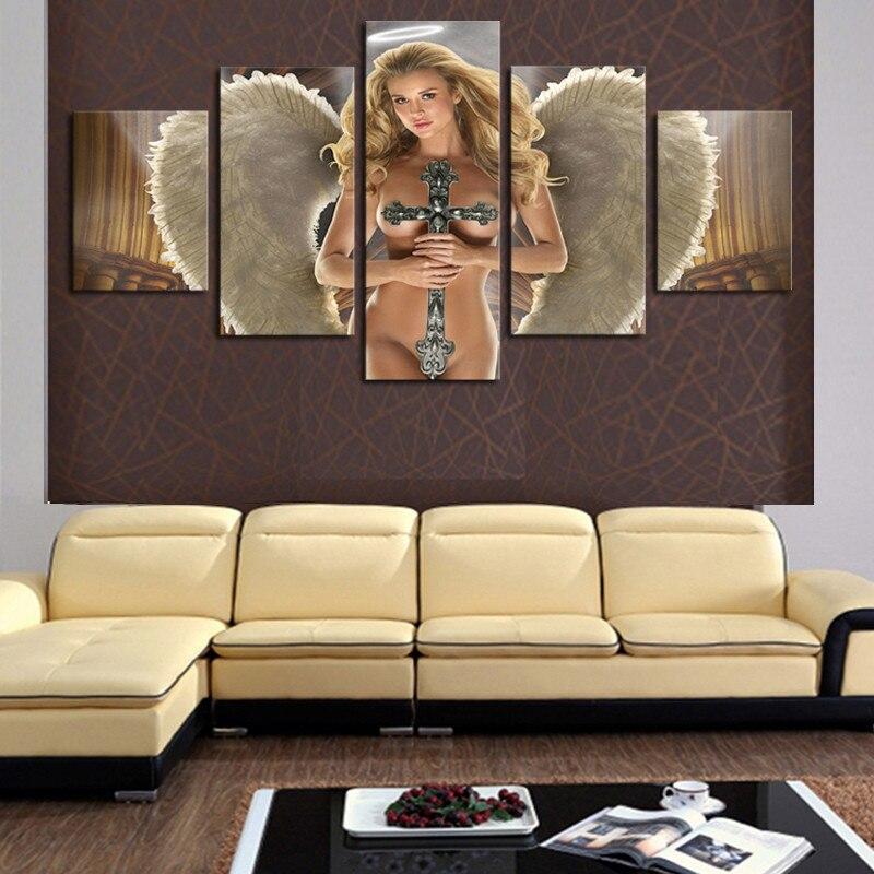 Emejing Schilderij Voor In De Woonkamer Photos - New Home Design ...