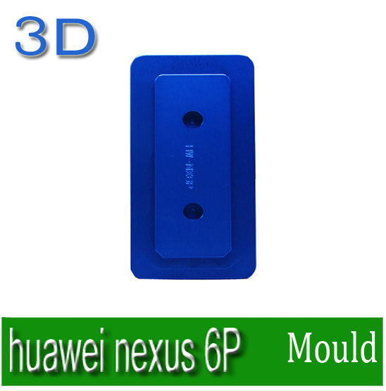Heat transfer mould Solid Aluminium Alloy 3D heat press Phone case Mould for huawei nexus 6P  solid aluminium alloy 3d heat press phone case mould for huawei ascend p6