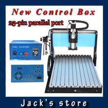 25 pin parallel port 6040Z S 800W Spindle 1 5kw VFD CNC6040 CNC Router water cooling