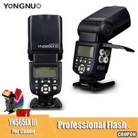 YN565EX III C Flash Yongnuo Wireless TTL Flash Speedlight YN 565EX III for Canon 650D 600D 550D 500D 1000D 1100D Newest