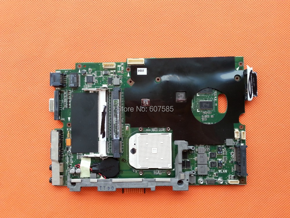 For ASUS K50AB Laptop Motherboard system board K40AB RV:2.1 95% new 100% tested