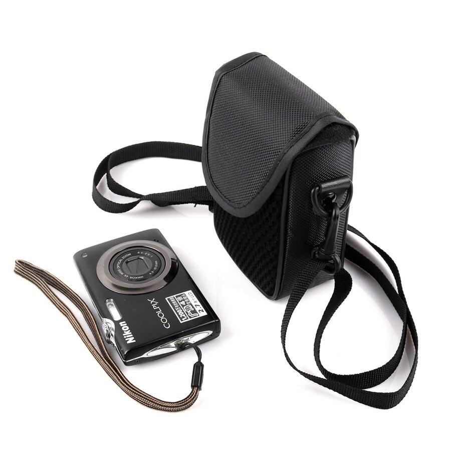 Camera Bag For Fujifilm F660 F665 F505 X70 XQ2 XF1 XF2 JV105 JV150 JV155 JV205 JV255 Z200 Z250 Z300 Z700 Z707 Z808 L50 L55 F30