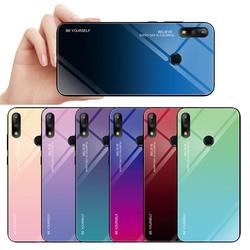 На Алиэкспресс купить стекло для смартфона gradient tempered glass phone case for asus zenfone max pro m1 zb601kl zb602kl m2 zb631kl zb633kl armor case cover back coque