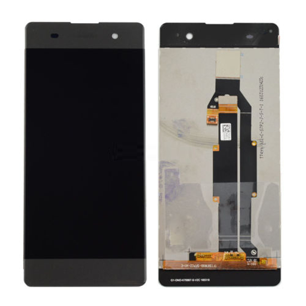 white black LCD display Touch Screen Digitizer full Assembly replacement part For Sony Xperia XA F3111 F3113 F3115 for sony for xperia z2 lcd screen display digitizer assembly replacement for d6503 d6502 d6543