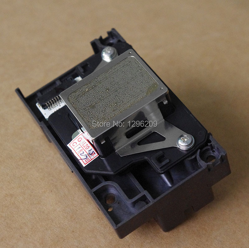 купить Original New Printhead print head for Epson T50 T60 R290 TX650 L800 R330 P50 RX610 A50 printer head F180000 nozzle по цене 6289.77 рублей