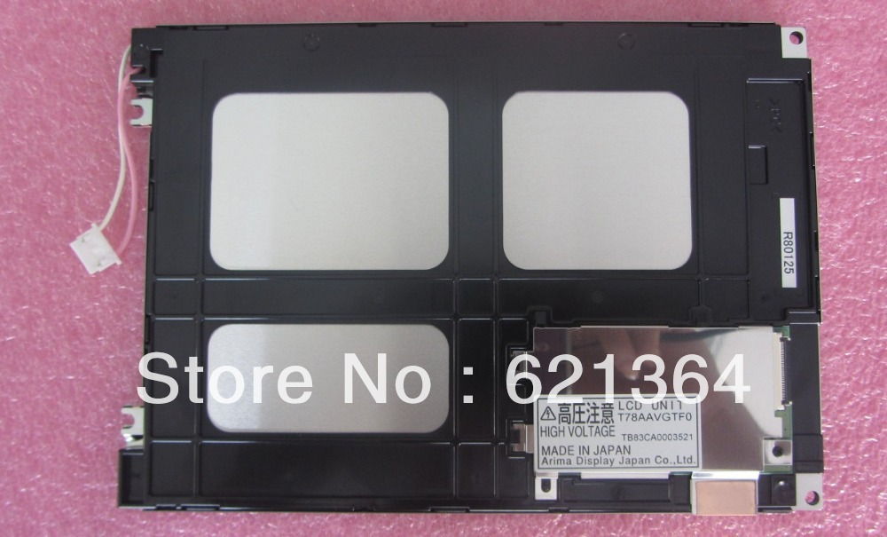 T78AAVGTF0 professional lcd screen sales for industrial screen